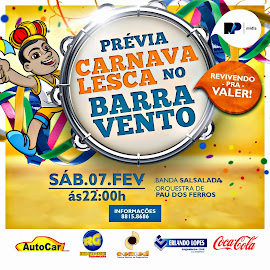 Prévia Carnavalesca
