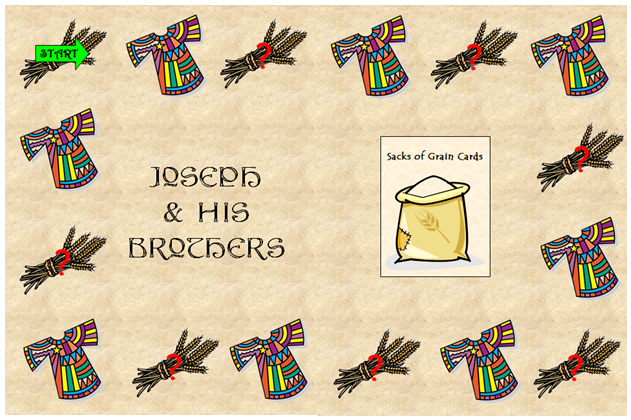 The Catholic Toolbox Joseph amp His Brothers File Folder Game
