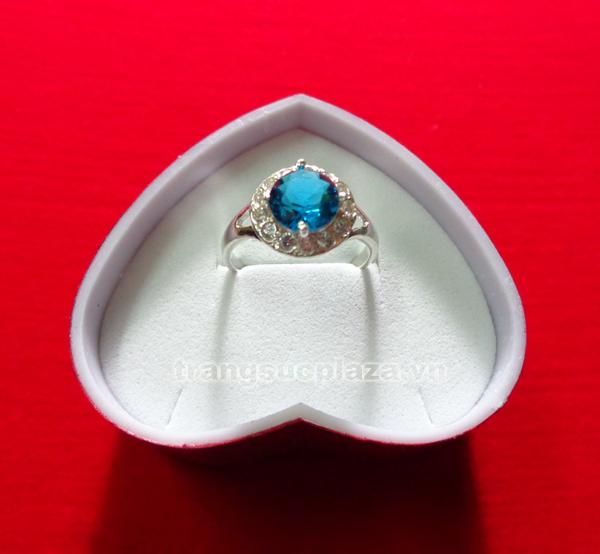 Nhẫn bạc nữ NN112