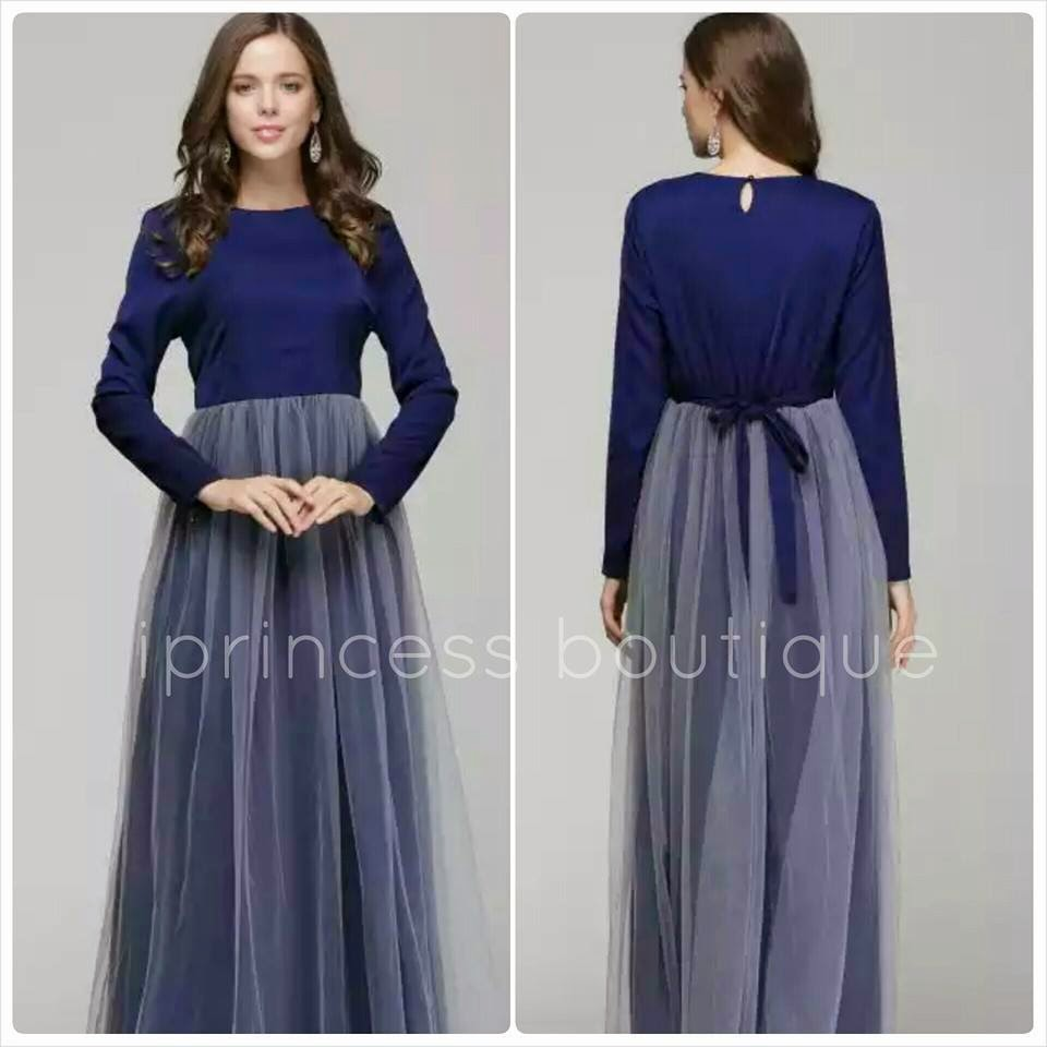 Muslimah Dress Online Malaysia Dress Maxi Muslimah Online
