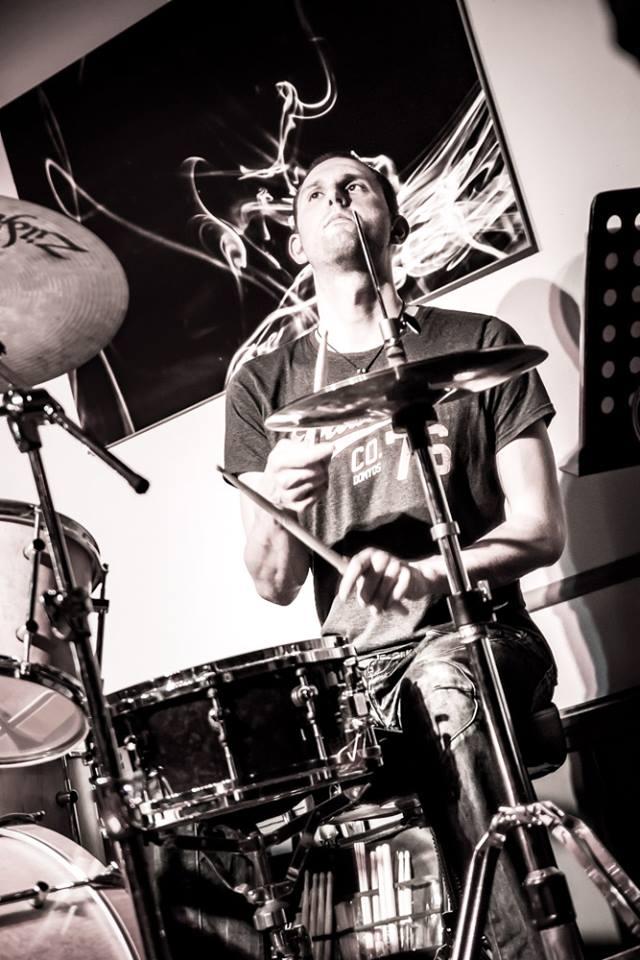 Manuel Schwierczek - Drums