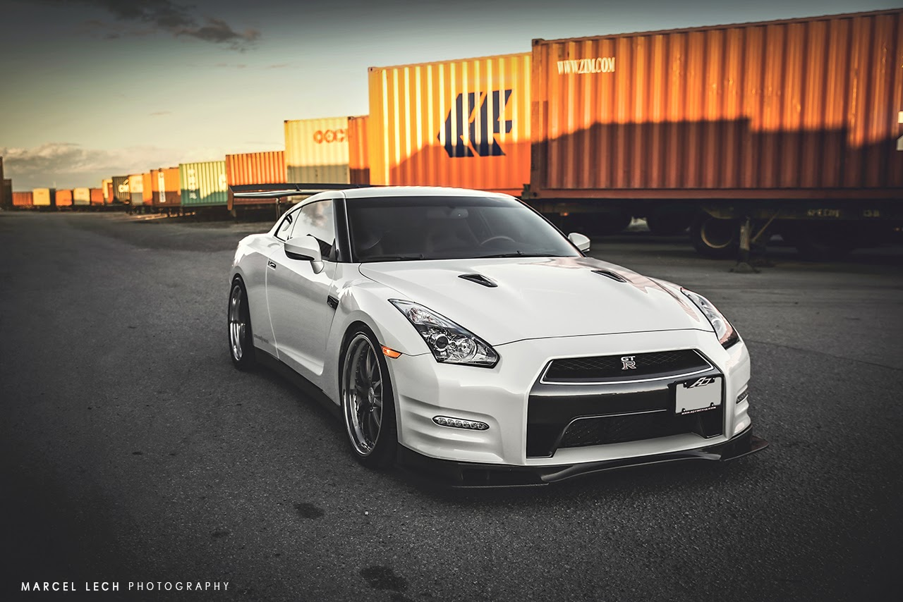 Nissan Godzilla R35 Gt R Black Edition By Jotech