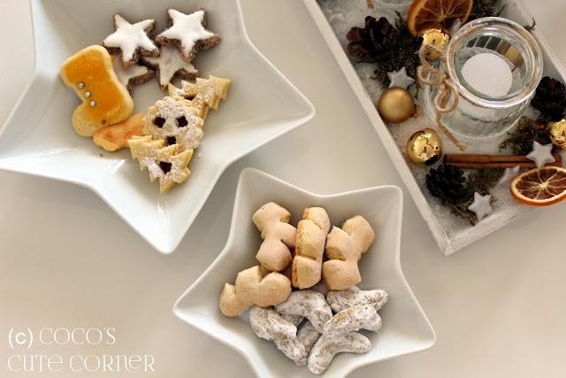 Vanillekipferl / Vanilla Christmas Cookies