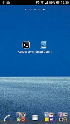 Accessory Emulator and Smart Connect Installed