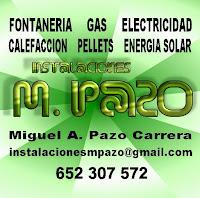Instalaciones M. PAZO
