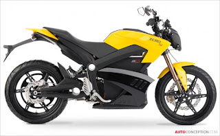 Zero Electric Motorcycles EV motorbike