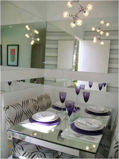 Sala De Jantar Usada Rs ~  em duas paredesdaí vai do seu gosto e do seu bolso, rs
