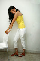 Kajal Agarwal Yellow top photos