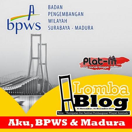 """Lomba Blog """"Ide untuk Suramadu"""""""
