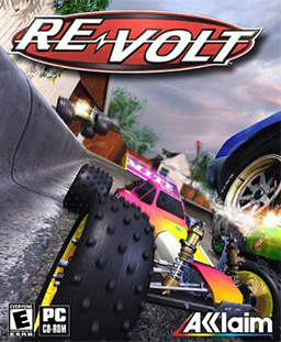 Re Volt (Remote Controlled Car-Racing)