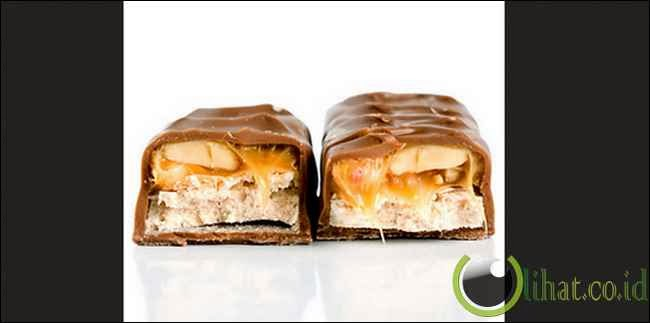 Coklat Ganja
