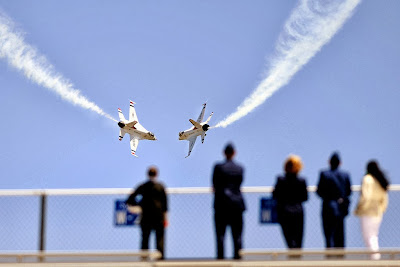 tips for photographing air shows
