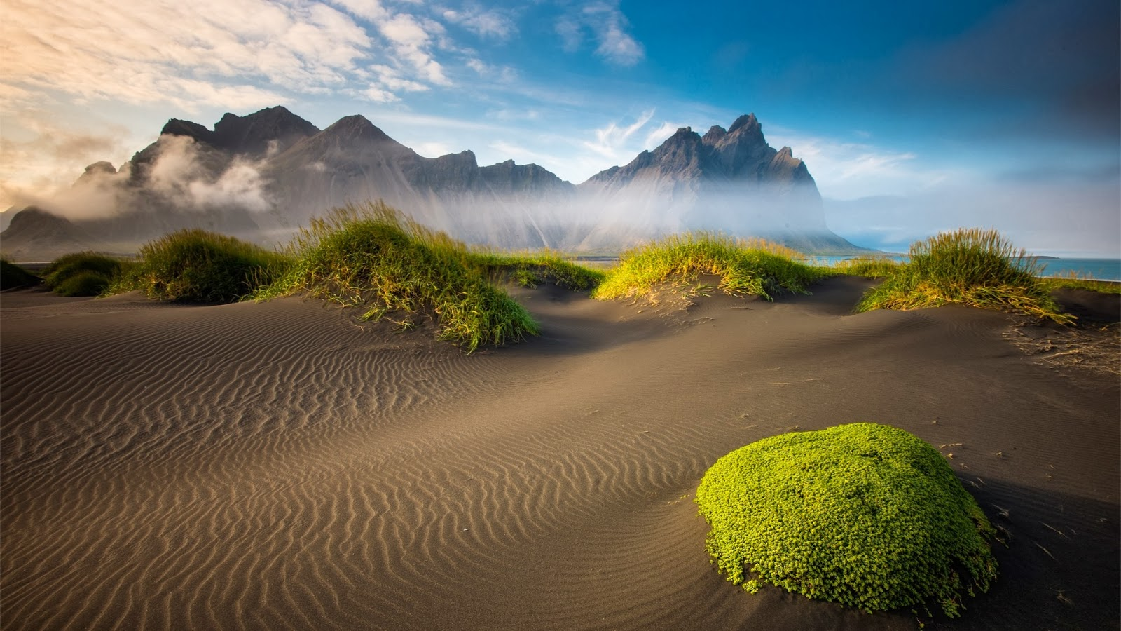 Beautiful Places On Earth Iceland Beautiful Landscape Wallpaper