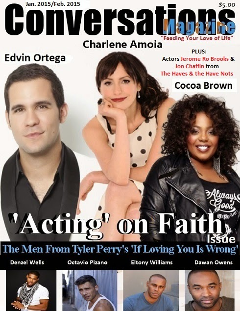 Conversations Magazine Jan./Feb. 2015 Issue