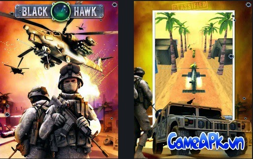 Black Hawk – Fly Like Hell v1.0 hack full vàng cho Android