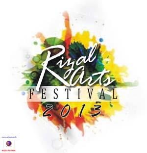 RIZAL ARTS FESTIVAL 2013
