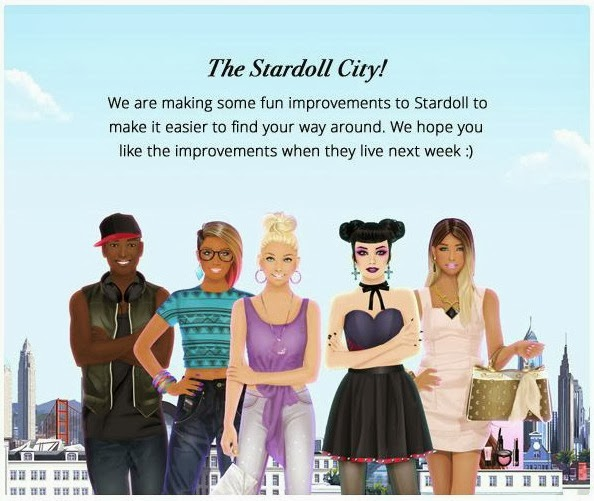 Simply e mazing stuff what is the stardoll city a few months ago i posted about a mysterious photo by stardoll staff depicting a city we made guesses as to if it were real or not and now we know gumiabroncs Gallery