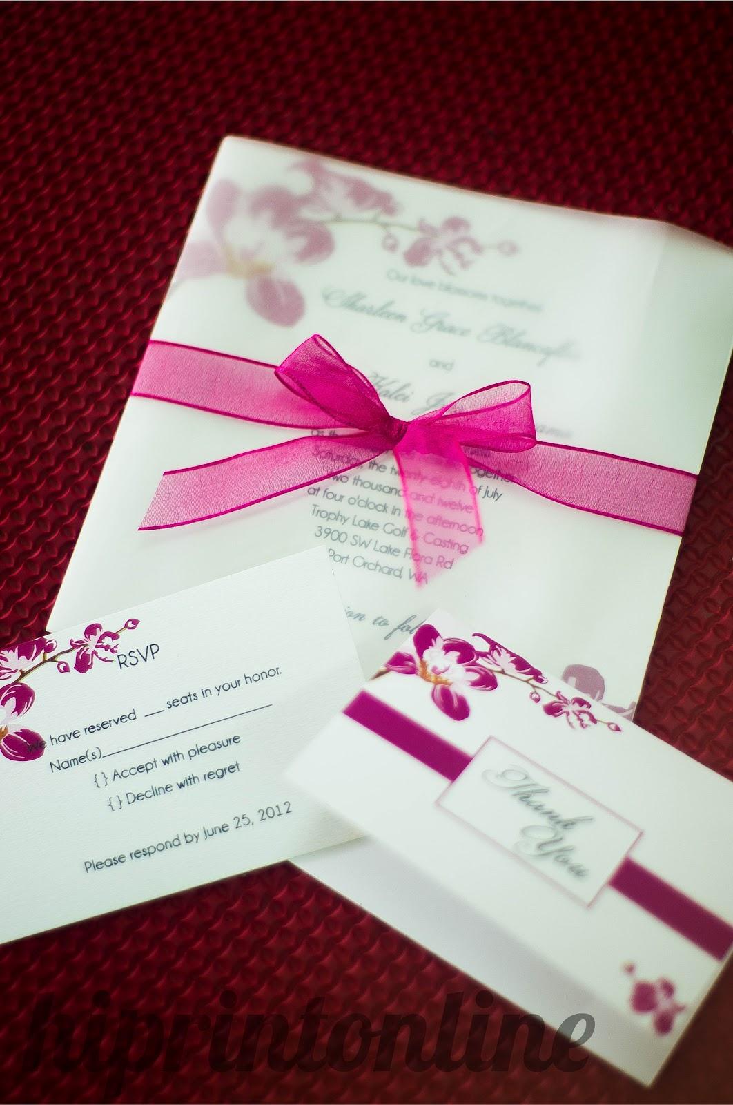 Hi print graphics design specialist blancaflor cullen wedding invitation stopboris Choice Image