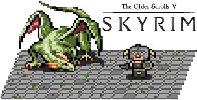 Skyrim игра 2011 года