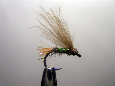 Dry fly cdc