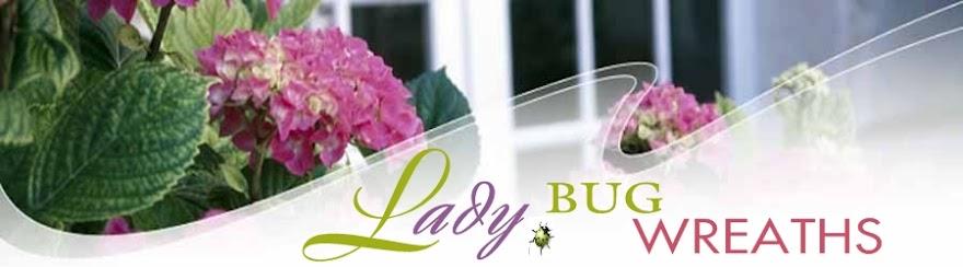 Deco Mesh Wreaths, Door Wreaths, Twig Wreaths, Ladybug Wreaths, Christmas Wreaths