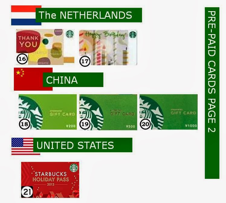 NEW BLOG SERIES (PART 5) - STARBUCKS CARDS: DISCOUNT, PRE PAID AND ...