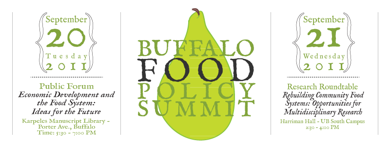 BuffaloFoodPolicySummit