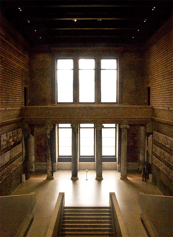 Psynopsis Pergamonmuseum Berlin