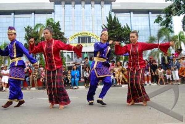 kebudayaan kalimantan utara kebudayaanindonesia com