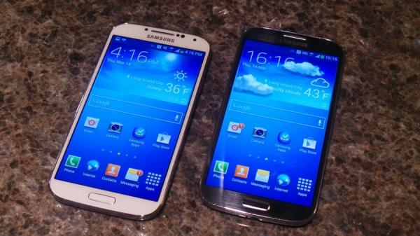 Inilah Foto-foto dan Spesifikasi Resmi Samsung Galaxy S4
