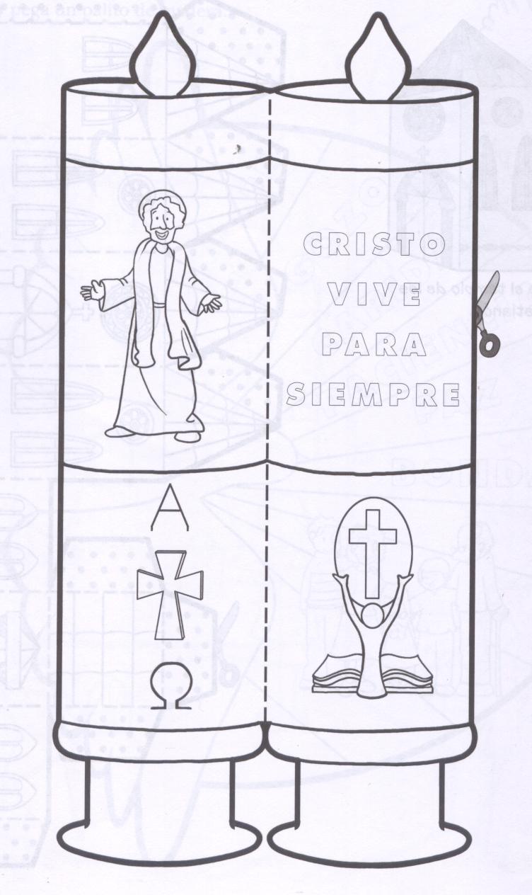 Cirio Pascual – la Resurrección de Jesús | Blog de los Recursos de ...