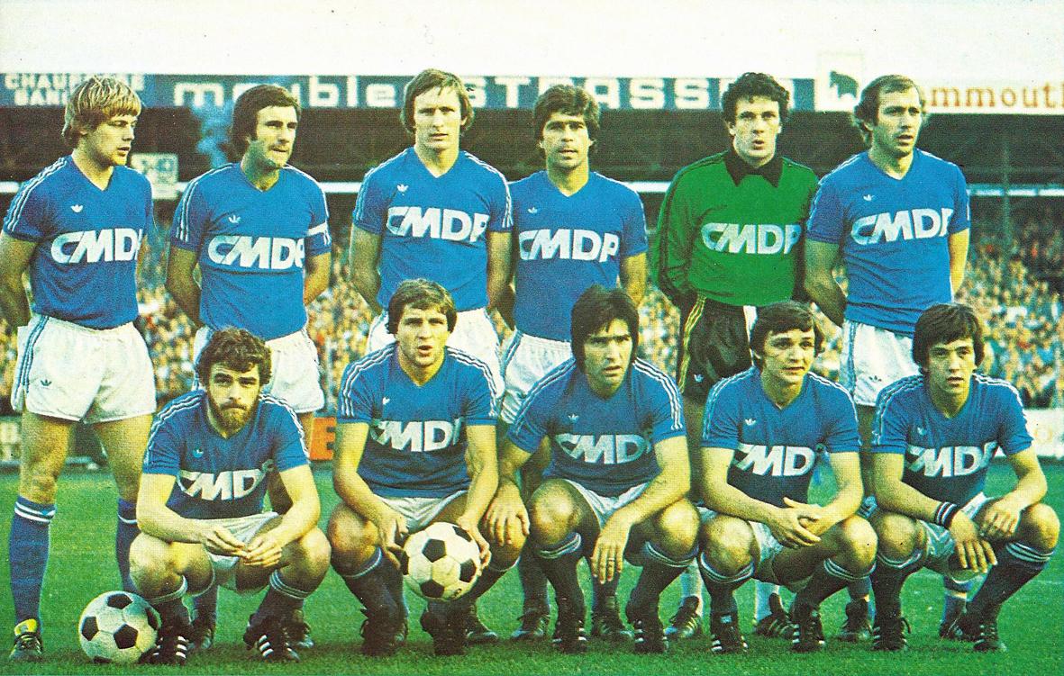 R c strasbourg 1977 78 the vintage football club for 78 en france