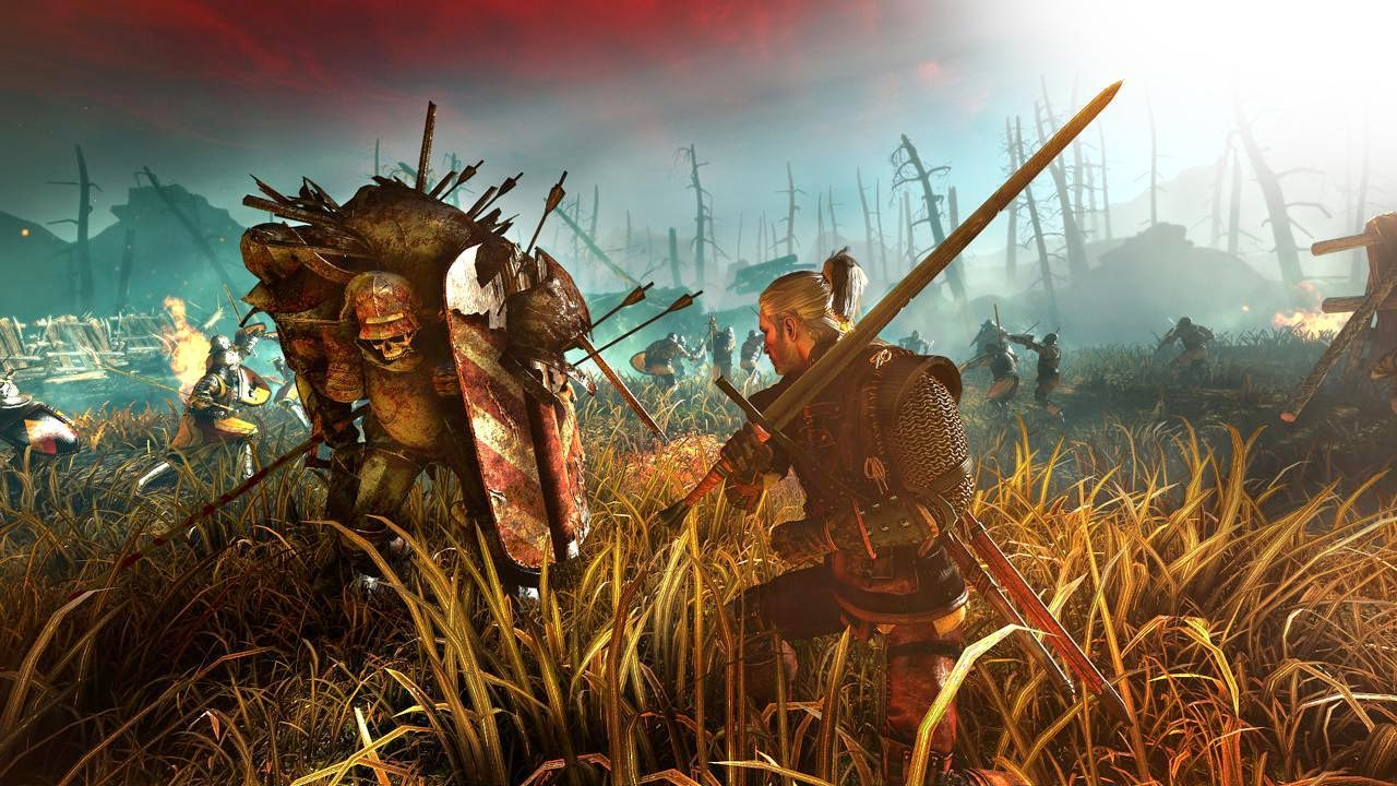 The Witcher 2, gameplay