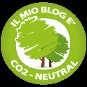 IL MIO BLOG E' AD IMPATTO ZERO DI CO2