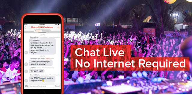 FireChat Android Apps