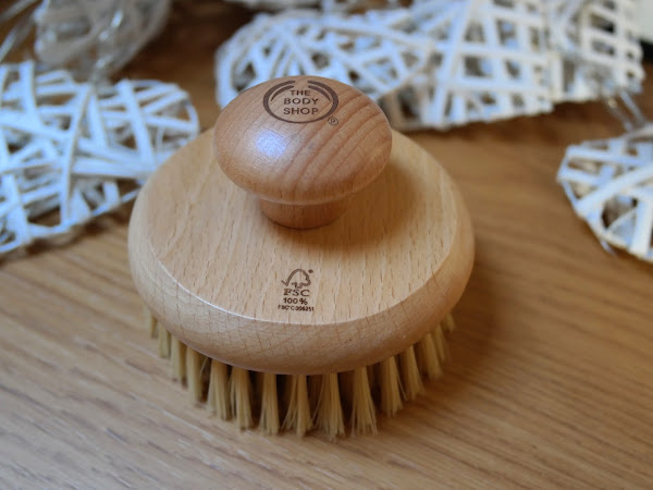 The Body Shop Body Brush Review