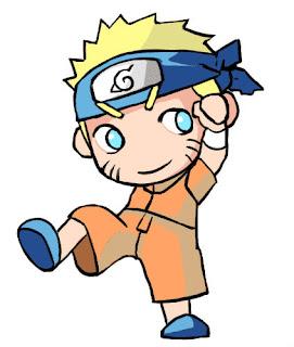 Gambar Animasi Bergerak Lucu Naruto