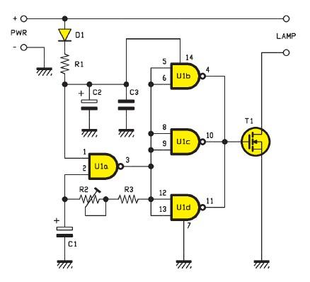 Detecteur De Metaux micro Schema Electronique Schema Electrique et