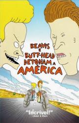 Baixe imagem de Beavis e Butt head Detonam a América / Beavis e Butt head Conquistam a América (Dual Audio) sem Torrent