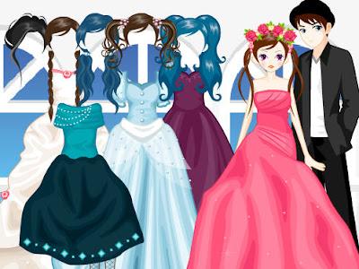 Vestir a la pareja de invitados a la boda