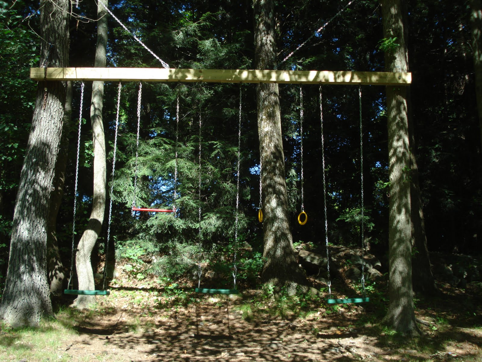 pecchia swing set