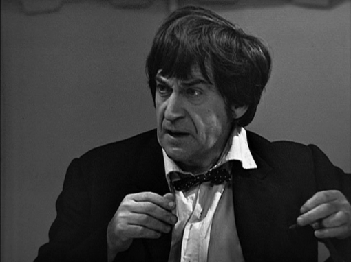 patrick troughton grandson