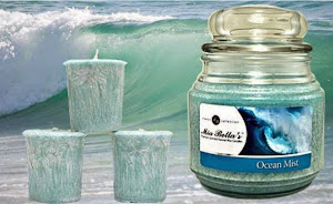 June-Ocean Mist-Candle Of The Month