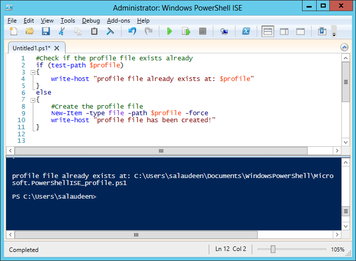add sharepoint snapin to powershell ise