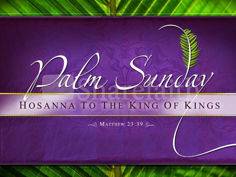palm sunday images for facebook sharing