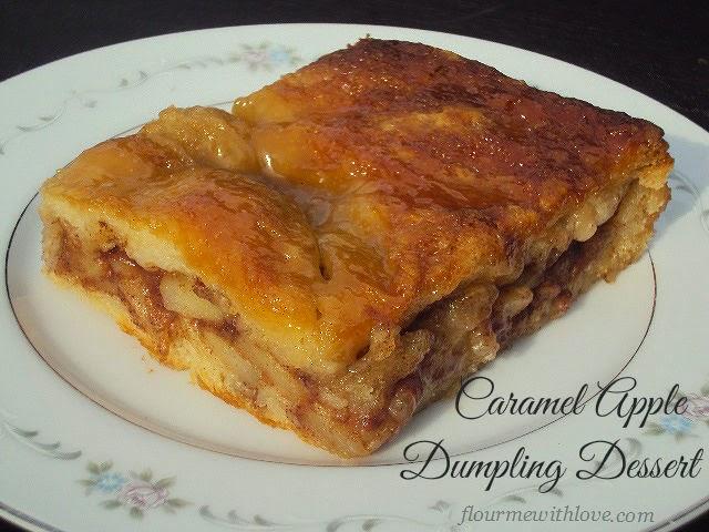 http://www.flourmewithlove.com/2014/09/caramel-apple-dumpling-dessert.html