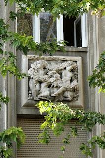 Križanićeva 14 - fasada