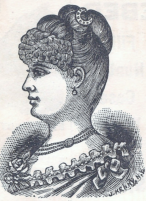 1800's Fashion Royalty Free Clip Art Antique Advertisement Graphic via KnickofTimeInteriors.blogspot.com
