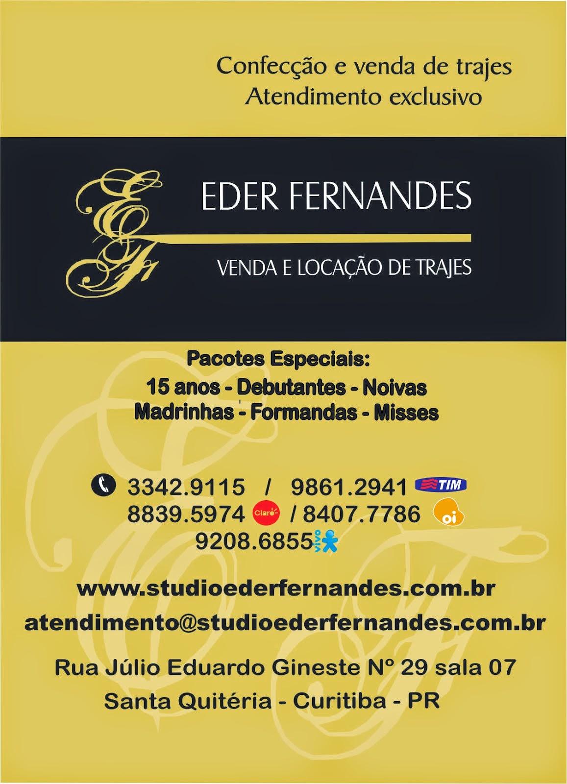 ACESSE: Atelier Eder Fernandes