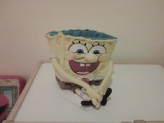 spongebob basket onequartermama